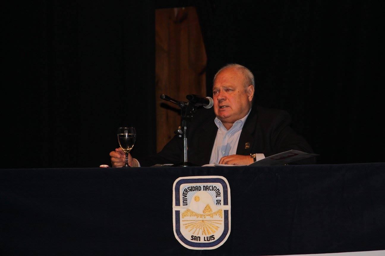 El Dr. Juan Carlos Pugliese abrió los eventos en conmemoración a la Reforma Universitaria