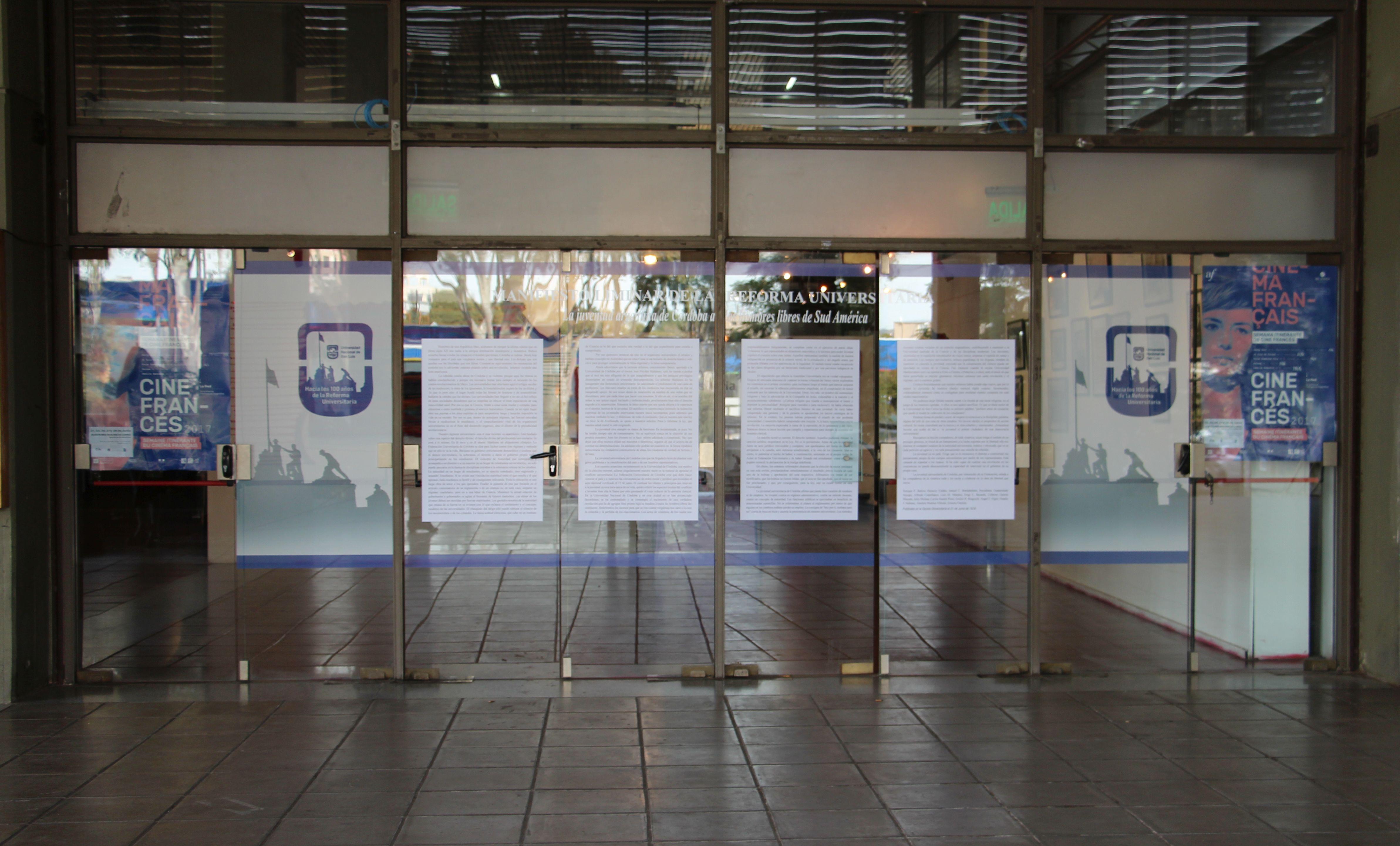 """Continúa la agenda de actividades del Programa """"Hacia los 100 años de la Reforma Universitaria"""""""