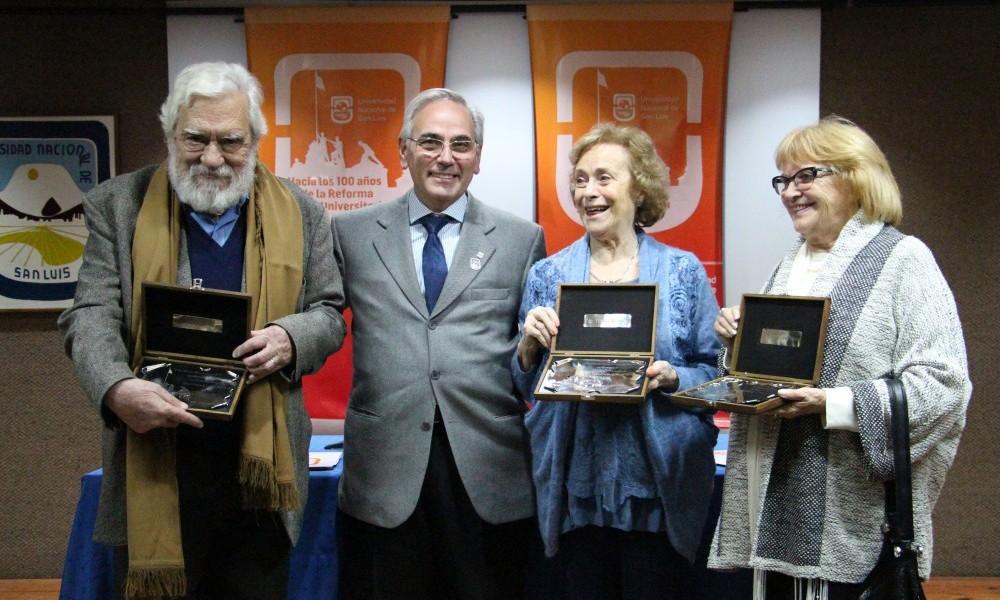 Rememoraron la historia reformista universitaria que dejó el movimiento estudiantil de 1918