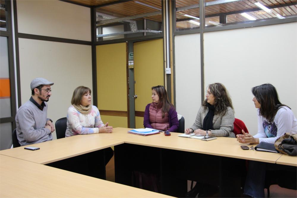 La UNSL trabaja en actas acuerdo con la Municipalidad de Potrero de los Funes