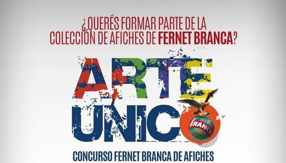 "Participá del 10º concurso ""Arte Único"" de Fernet Branca"
