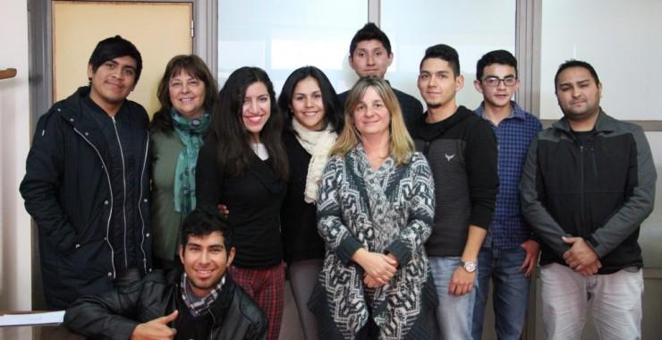 Diez estudiantes extranjeros finalizaron su intercambio estudiantil en la UNSL