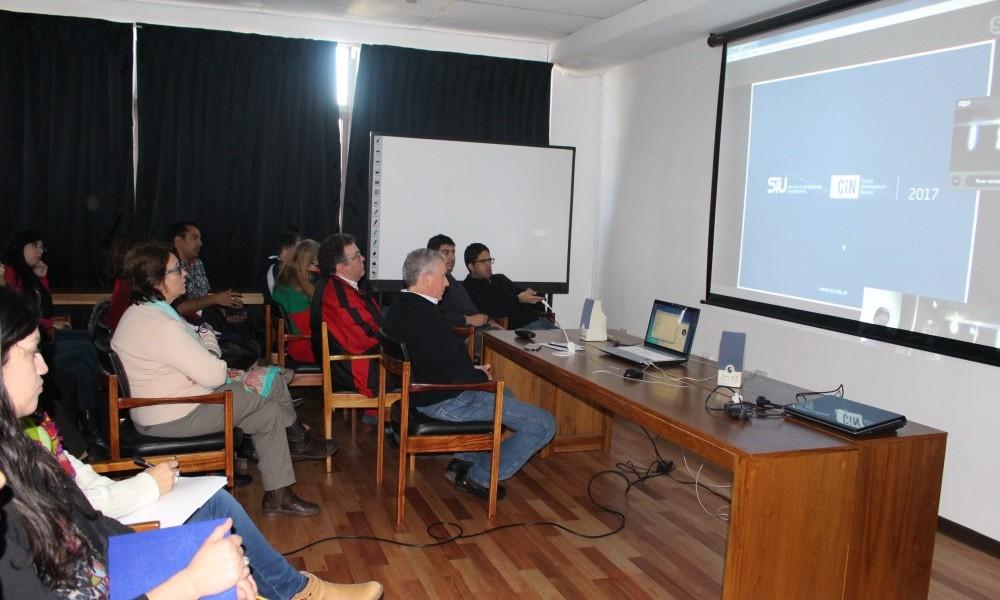 Avanza la implementación del sistema SIU Mapuche