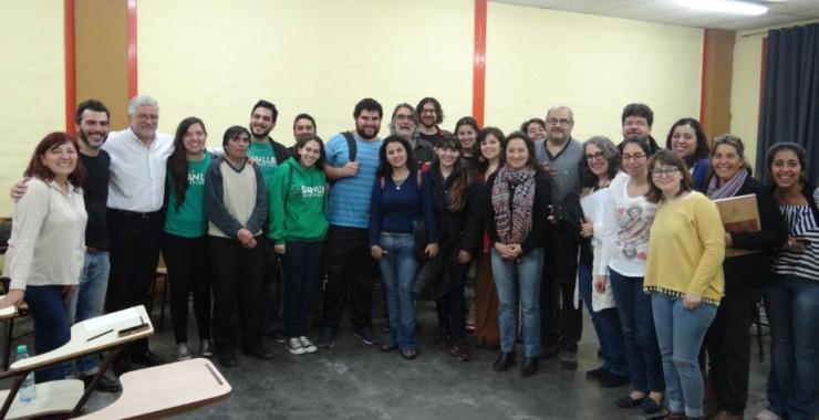 «A 100 años de la Reforma Universitaria» en Villa Mercedes