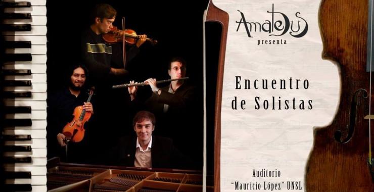 Encuentro de Solistas de Argentina y Chile