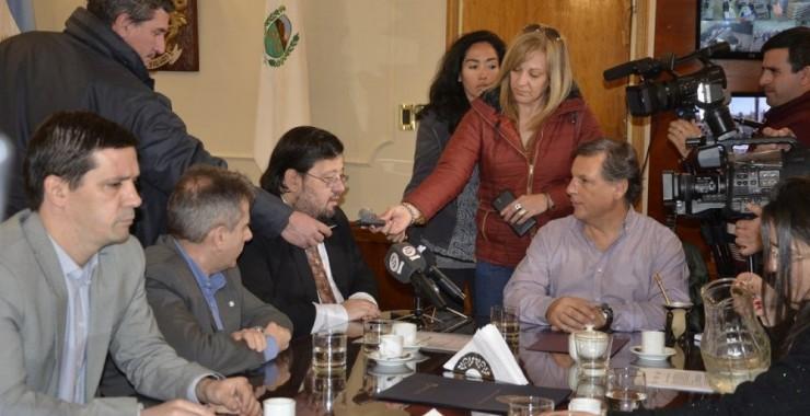 Trabajarán en la reforma del Código Tributario de la Municipalidad de San Luis