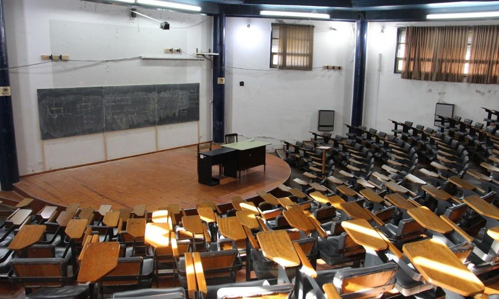 La Universidad sigue apostando a la mejora en infraestructura