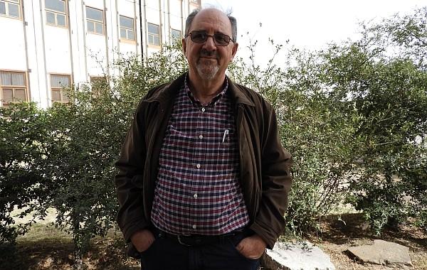 Premiado por su labor en la difusión de las ciencias geológicas