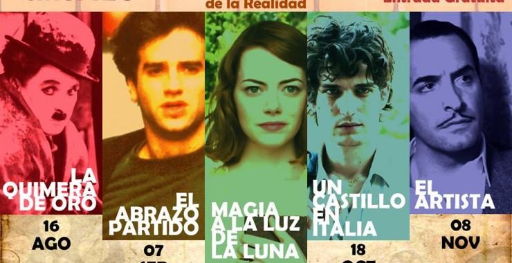 Un nuevo ciclo de cine y filosofía en el auditorio Mauricio López
