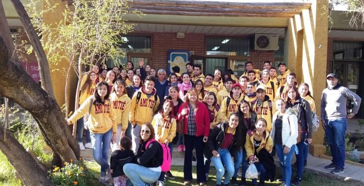 Cerca de 500 jóvenes conocieron las carreras de la UNSL en Merlo