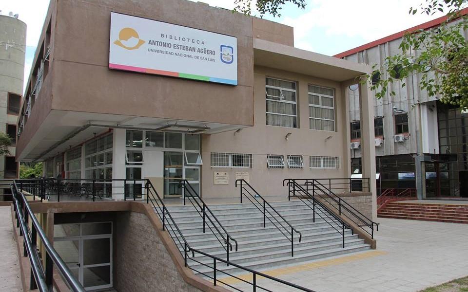 La Biblioteca de la UNSL no abrirá el viernes 22 de septiembre
