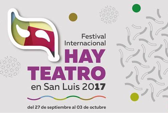 Festival Internacional HAY TEATRO en San Luis