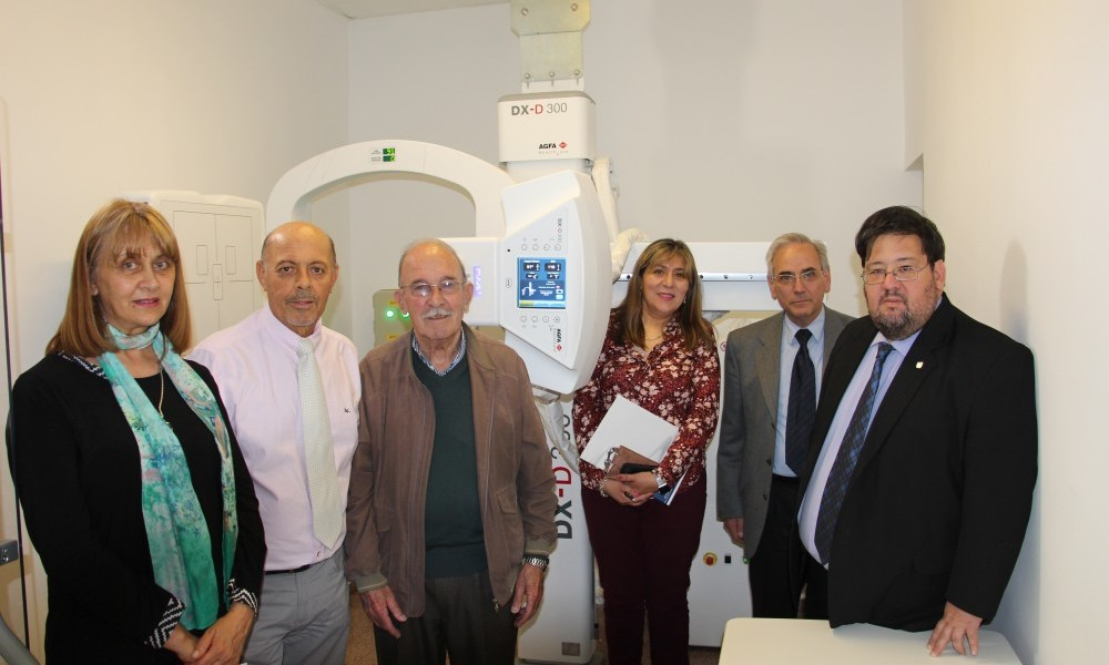 La DOSPU a la vanguardia en tecnología médica