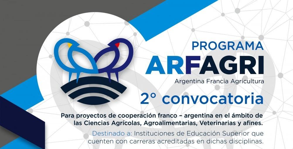 Segunda convocatoria del Programa Franco-Argentino ARFAGRI
