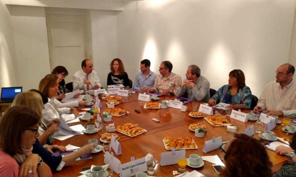 Turismo y Urbanismo presente en la Reunión Plenaria del CONDET