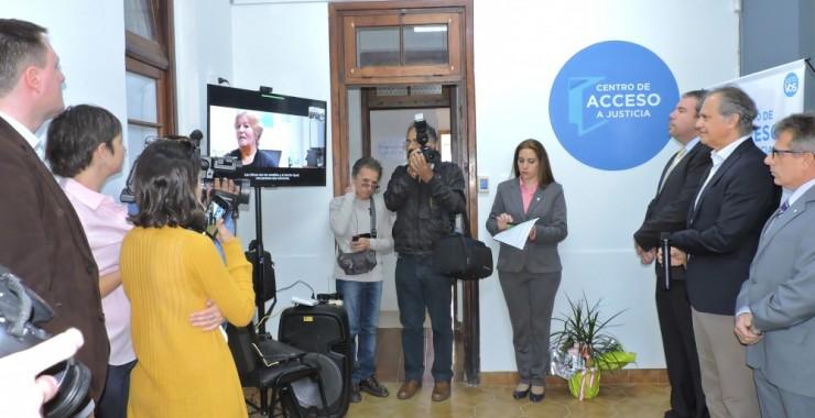 Nuevo Centro de Acceso a la Justicia en Villa Mercedes