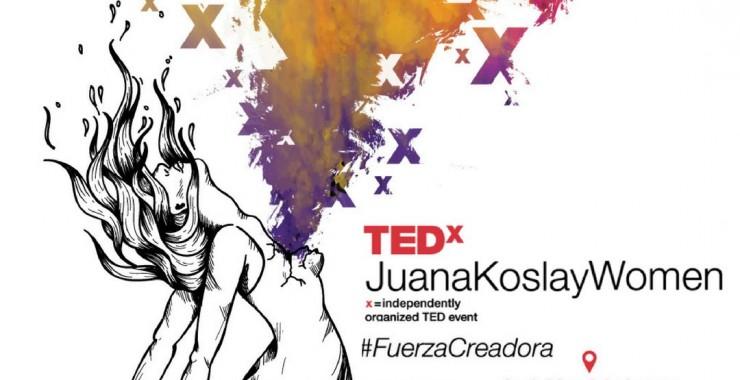 """""""Fuerza Creadora"""" en el TEDxWomen del 2 de noviembre"""