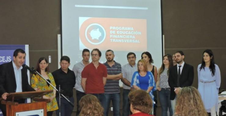 Cierre del programa de Educación Financiera Transversal