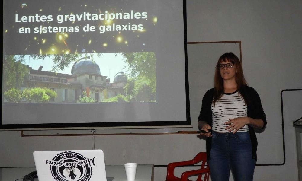 Tania Tagliaferro: Una astrónoma con raíces puntanas