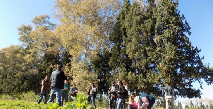 Jornada sobre las carreras de Jardinería y Aromáticas en Merlo