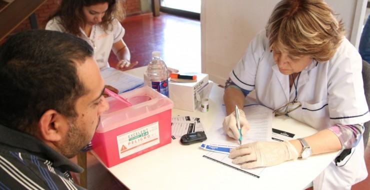 Comenzó la campaña de DOSPU por el Día Mundial de la Diabetes