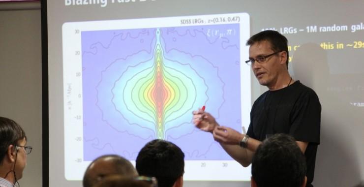 Conferencias de PyData en la Universidad