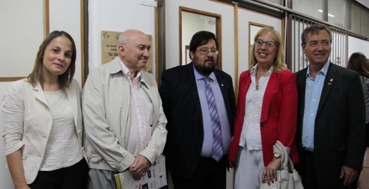 El Instituto de Química San Luis lleva el nombre del Dr. Roberto Olsina