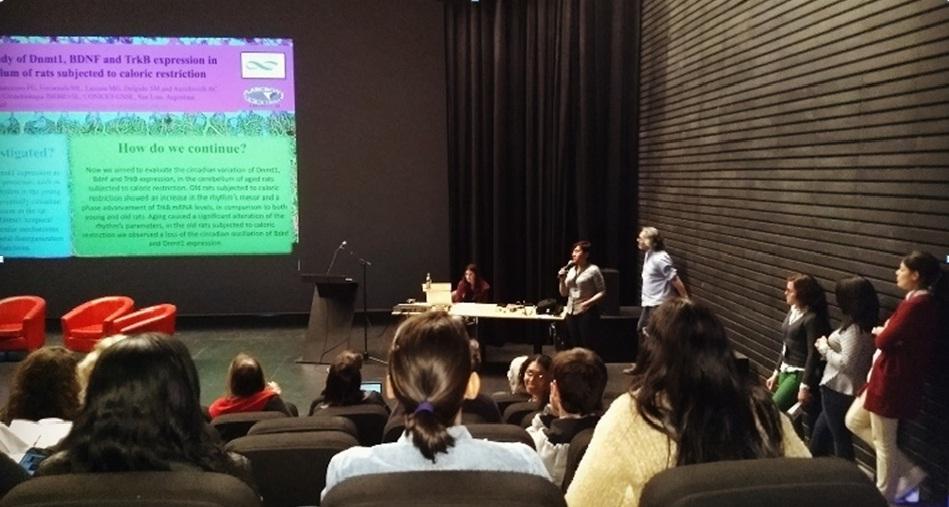 Doctorandos de la UNSL reconocidos en Chile