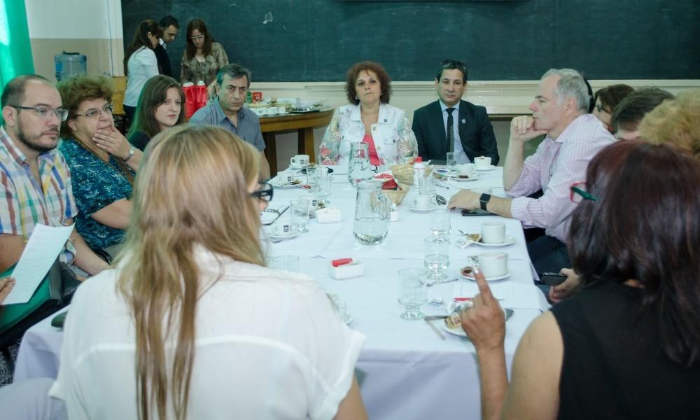 La Universidad y la Escuela Normal avanzan en un nuevo proceso de integración
