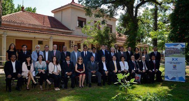 La UNSL presente en la XX Asamblea de CRISCOS realizada en Jujuy