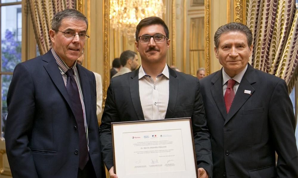 Premiaron internacionalmente a un investigador del INTEQUI