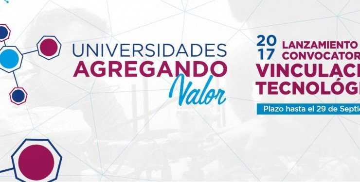 "Tres proyectos serán financiados desde ""Universidades Agregando Valor"""