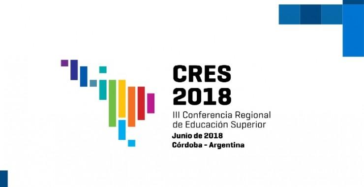 Cumbre de educación superior CRES 2018