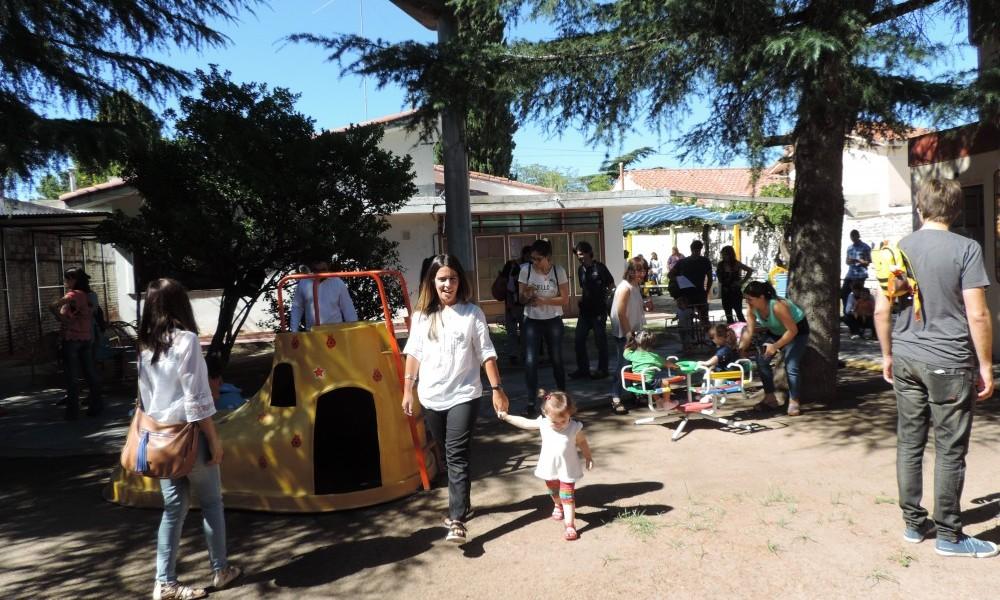 El Jardín Maternal de la UNSL abrió sus puertas