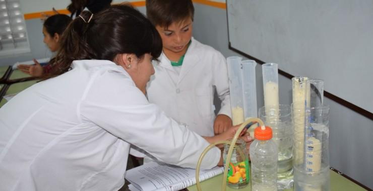 De la primaria a la Universidad a través de la ciencia y la extensión