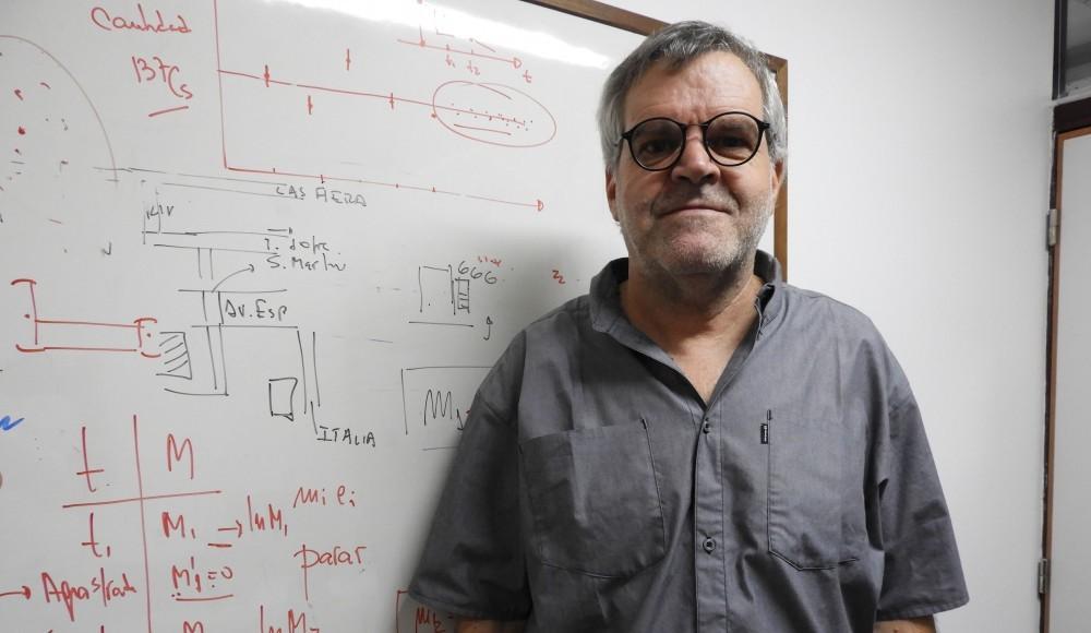 Hugo Velasco: «Logramos posicionar a la Universidad como un actor central en problemas de la sociedad»