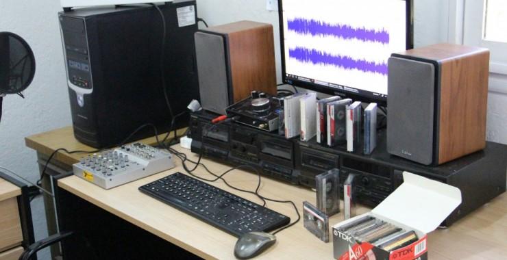 Digitalizan audios que enriquecen la historia de la Reforma Universitaria