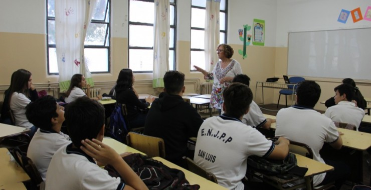 Iniciaron las clases en la Escuela Normal