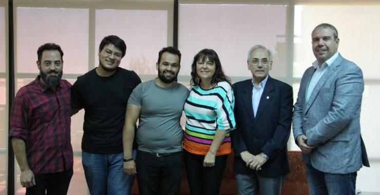 La UNSL recibió a los primeros estudiantes de intercambio de AUGM