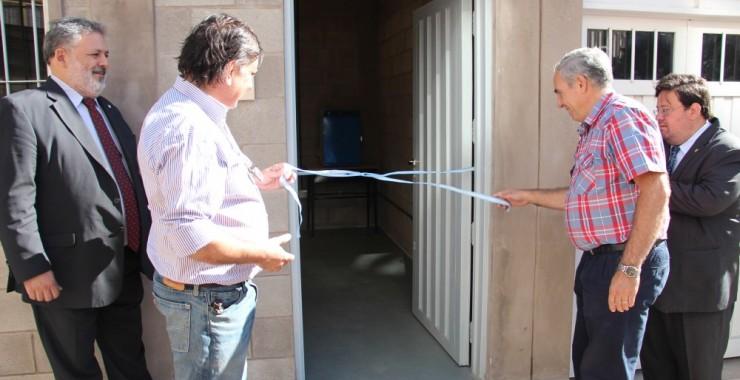 Inauguraron un importante Laboratorio para el estudio de suelos