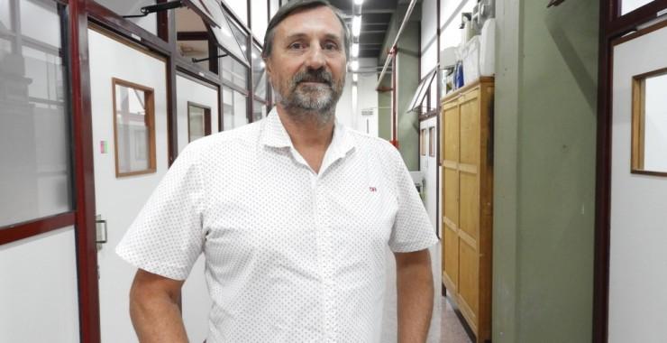 Trece años presidente de la Asociación de Facultades de Geología