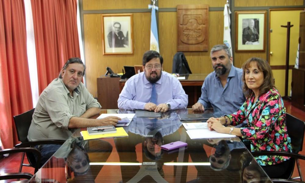 Trabajarán en la preservación del patrimonio de la gruta de Inti Huasi