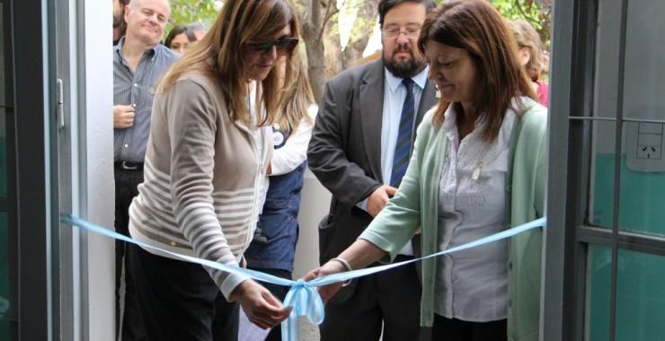 El Jardín Maternal de la Universidad inauguró su edificio propio