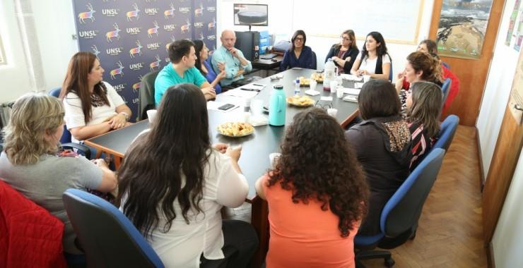 UNSL TV producirá contenido audiovisual educativo para escuelas medias