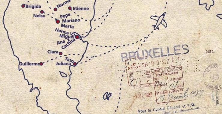 Historias de exilio: relatos que forman parte de la memoria