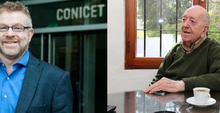 Dos importantes científicos recibirán el título Doctor Honoris Causa