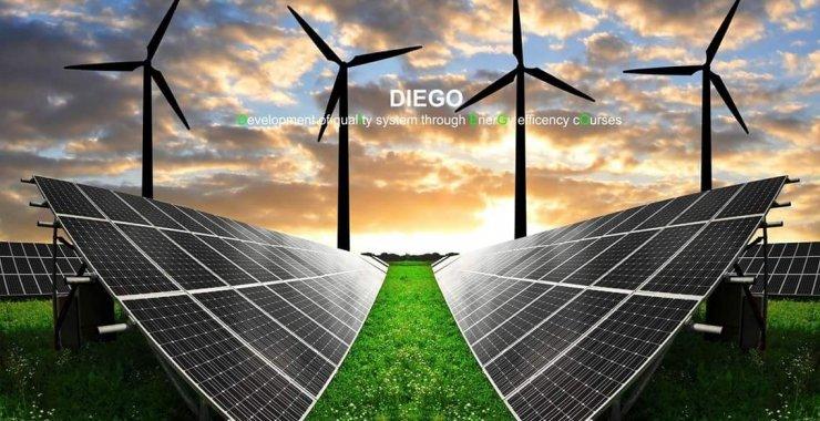 Pasos finales del Proyecto DIEGO sobre eficiencia energética