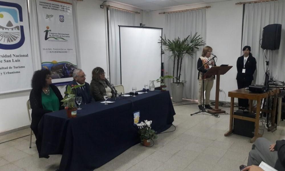 Inició en Merlo el Congreso Internacional de Turismo de Serranías