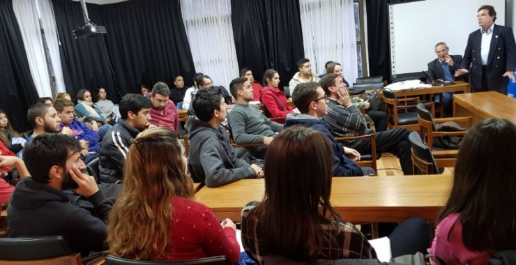 Autoridades del Ministerio de Trabajo de la Nación disertaron en la UNSL