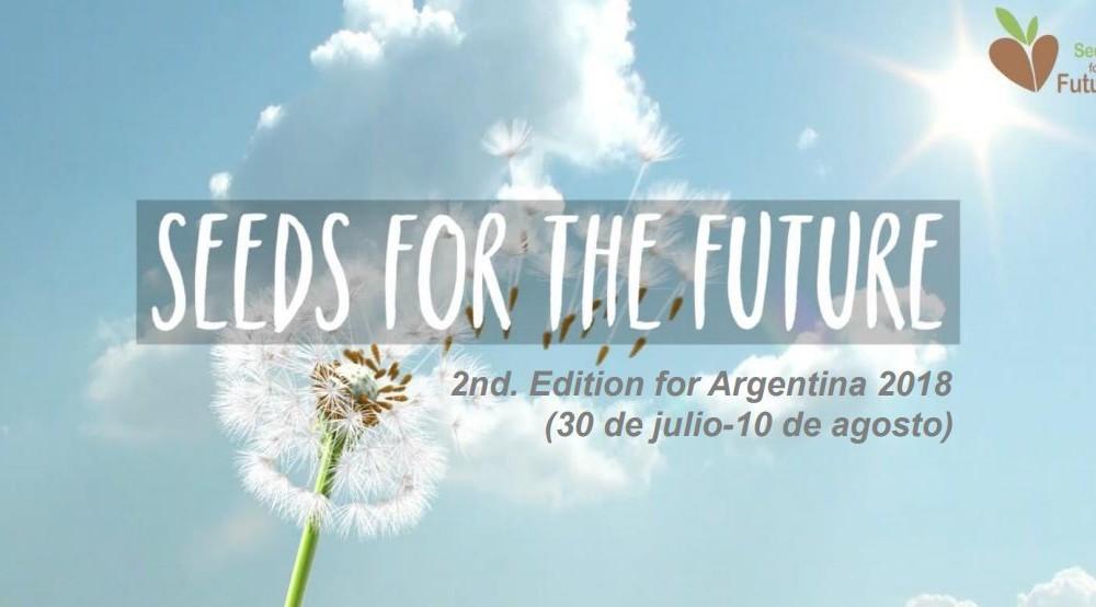 """Segunda edición del programa """"Semillas para el Futuro"""""""